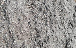 FLL jordtype 1 i bunke